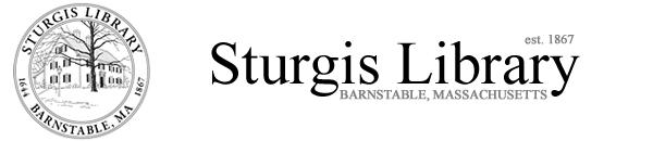Sturgis Library Header