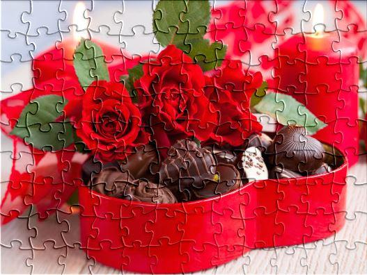 Valentine Box of Chocolates