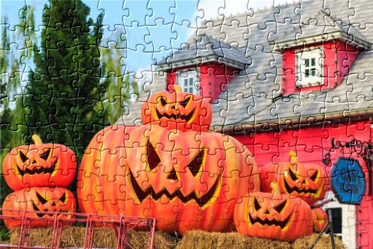Halloween Puzzle 150 Pieces