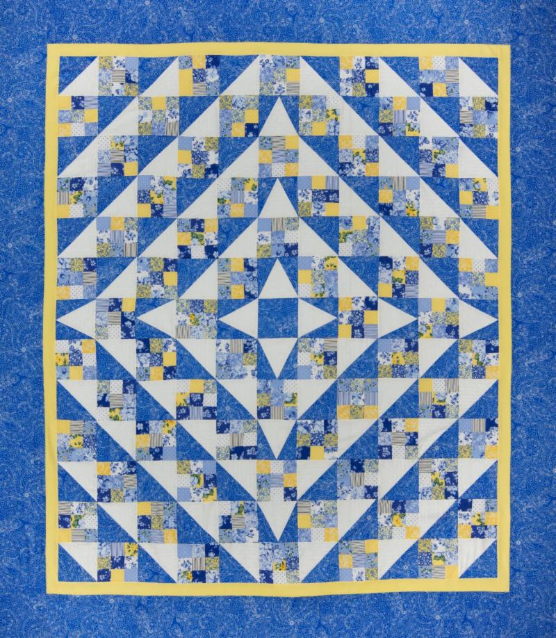 Quilt in a Day classes by certified instructors at Hip Stitch Albuquerque
