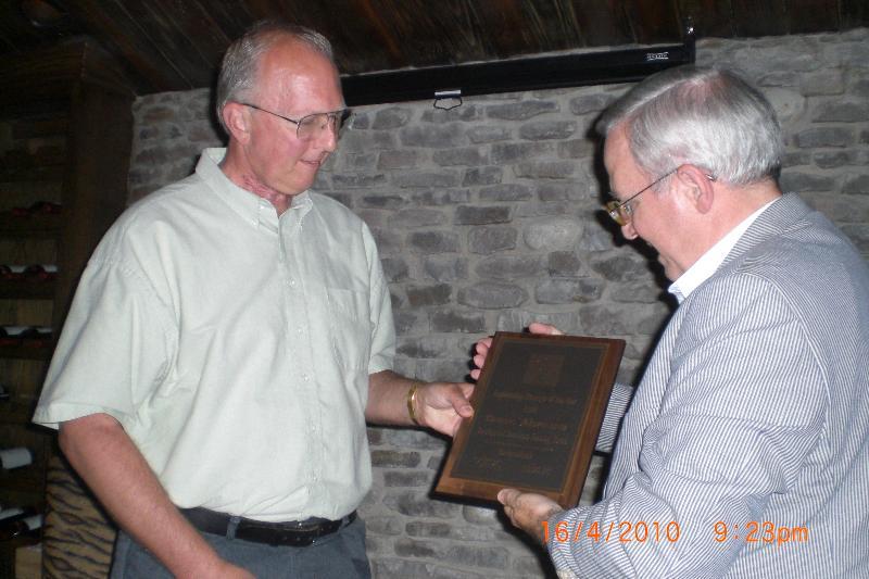 Dean Abrams Award