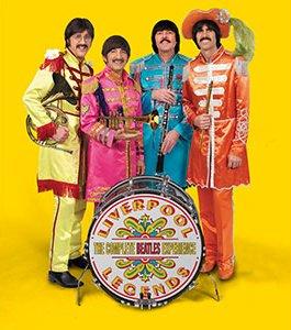 Liverpool Legends Sgt. Pepper
