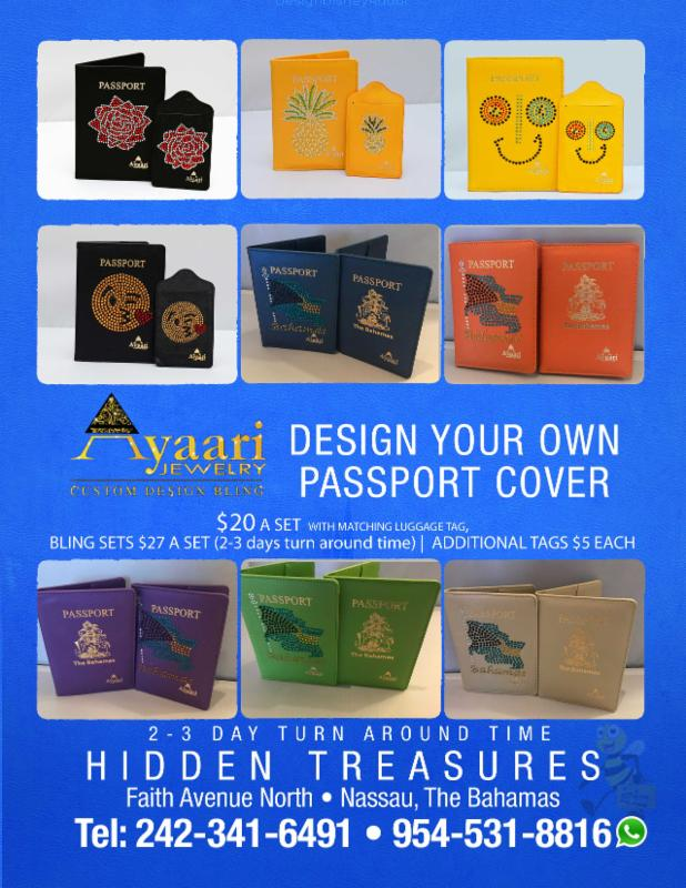 Design Your Own Passport Cover