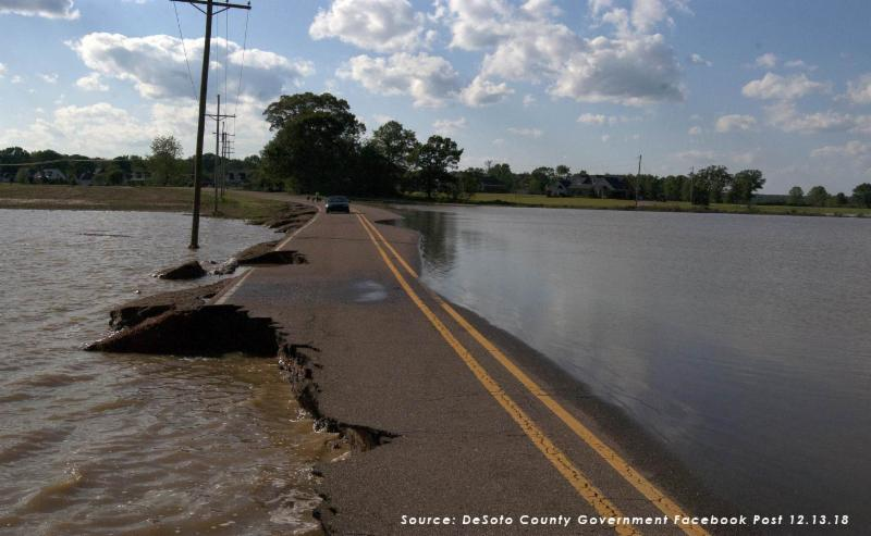 looding in DeSoto County