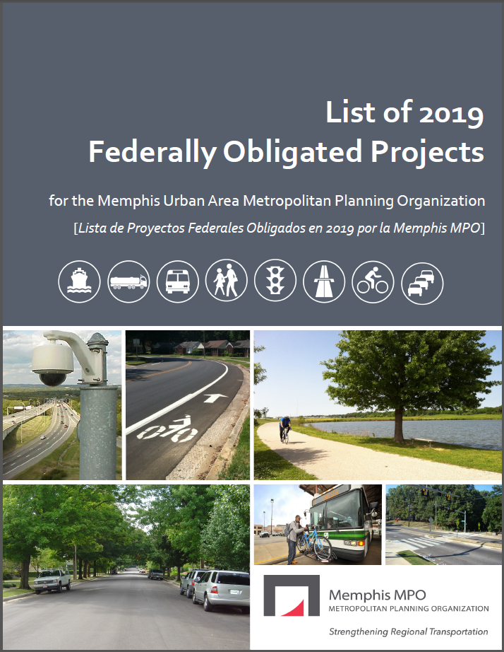 2019 Annual Listing of Obligated Projects (ALOP) Published