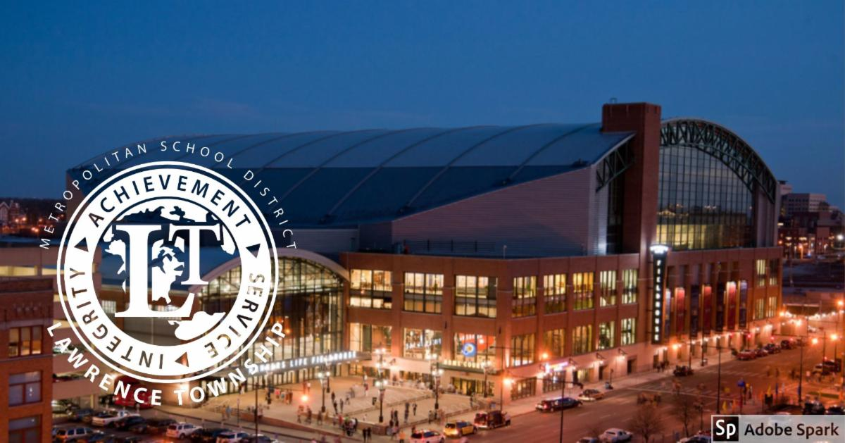 Lawrence Basketball Day at Bankers Life