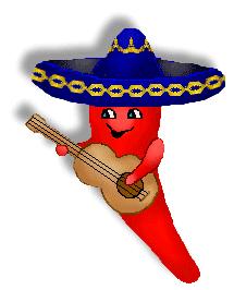 singing chili