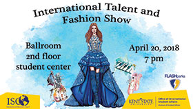 International Talent and Fashion Show_ April 20