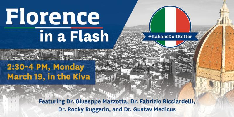 Florence in a Flash_ March 19