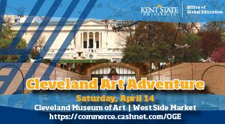 Cleveland Art Adventure_ April 14
