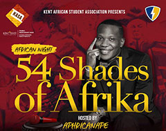 54 Shades of Afrika_ March 16