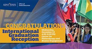 International Graduation Reception_ December 13