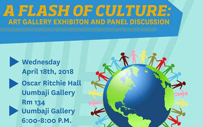 A Flash of Culture_ April 18
