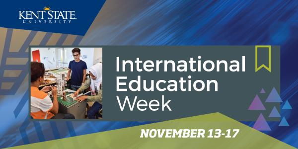 International Education Week 2017_ November 13 - 17