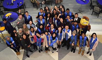 Spring 2018 International Graduation Reception