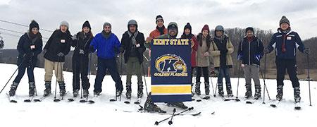 Kent State Ski Trip_ 2018