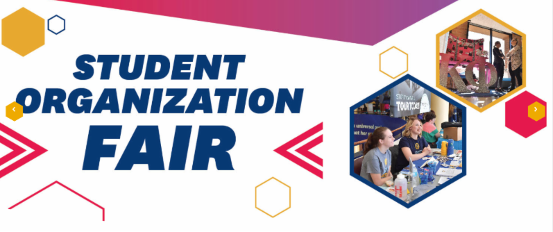 Kent State Student Organization Fair