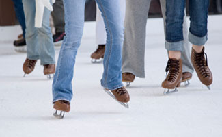 Winter Wonderland Ice Skating_ January 12