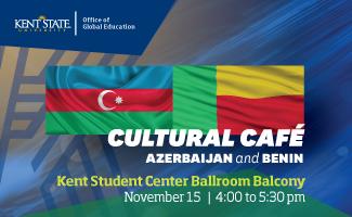 Cultural Cafe_ Azerbaijan and Benin_ November 15
