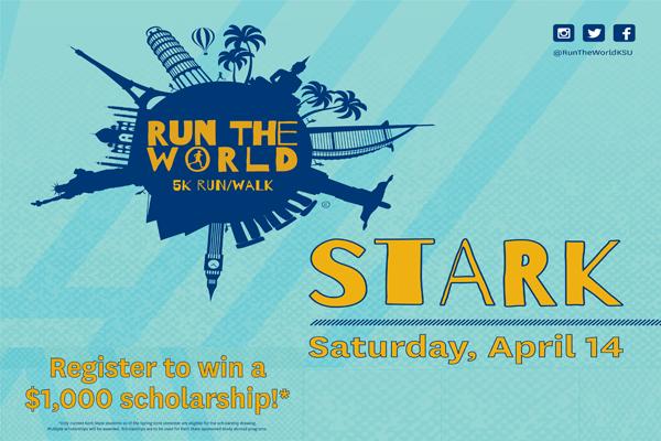 Run the World 5K Run_ Stark Campus_ April 14