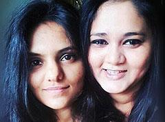 Saloni Parekh and Shivani Patel