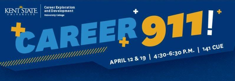 Career 911_ April 12 and 19
