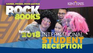 Rock the Books_ International Student Reception_ February 1