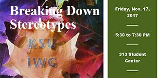 IWG_ Breaking Down Stereotypes_ November 17