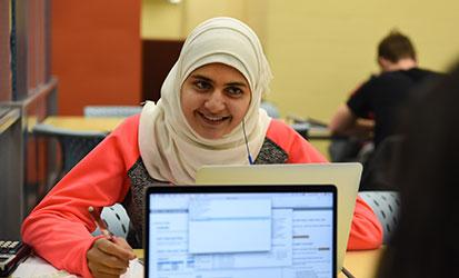 Library Workshops for International Students