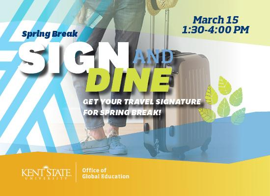Sign and Dine Travel Signature Party_ March 15
