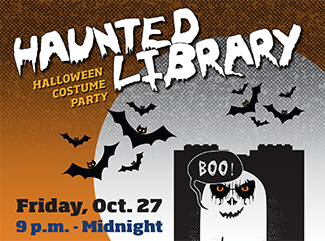 Kent State Haunted Library_ October 27