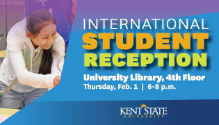 International Student Reception