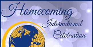 Homecoming International Celebration