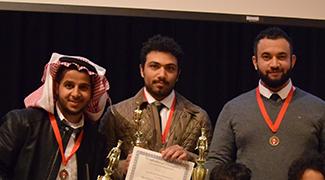 Kent State Saudi Students