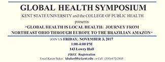 Global Health Symposium_ November 3
