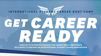 International Student Career Bootcamp_ October 25-26