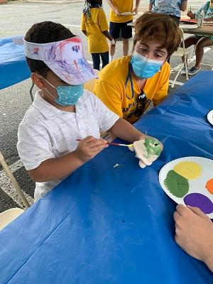 Family Promise of Bergen County Camp Lots-of-Fun 2020