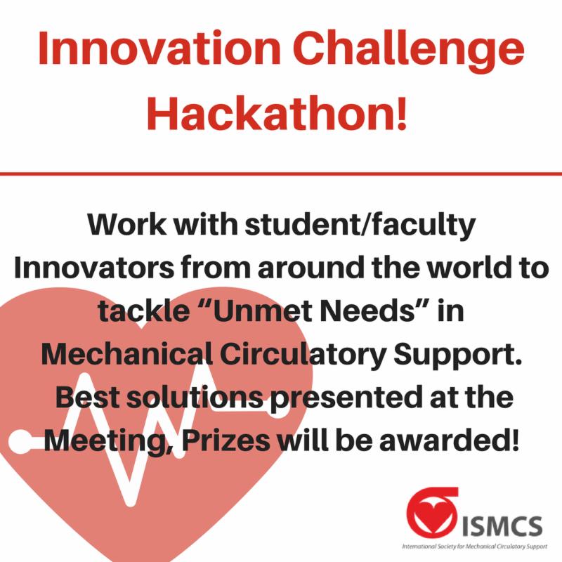 ISMCS 2017 Conference Innovation Challenge Hackathon