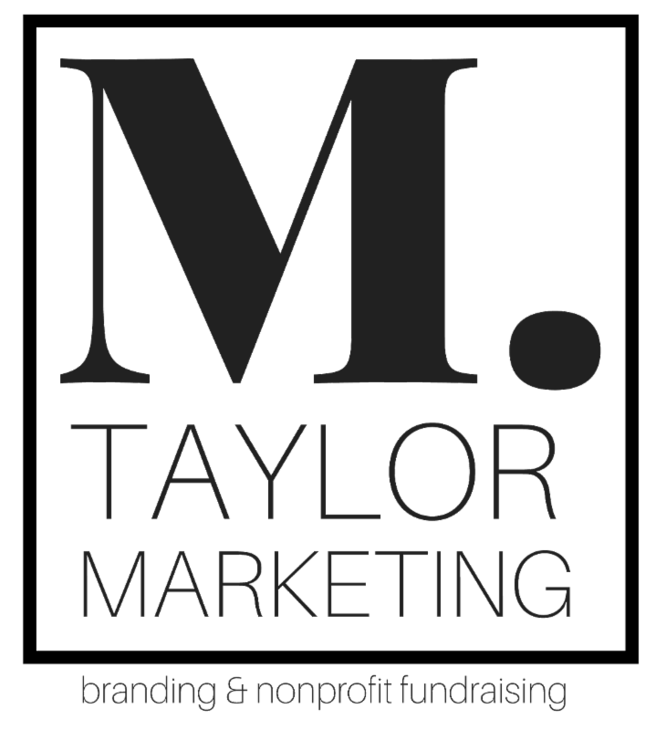 MTaylor Marketing Branding Fundraising nonprofit marketing