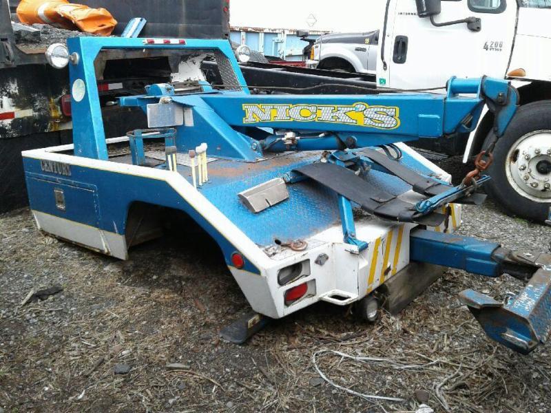 Wrecker Body For Sale