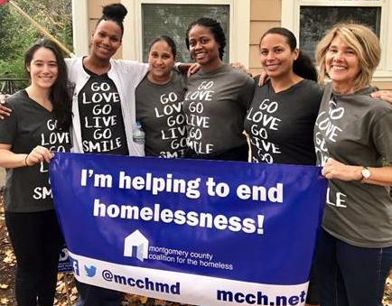 MCCH volunteers