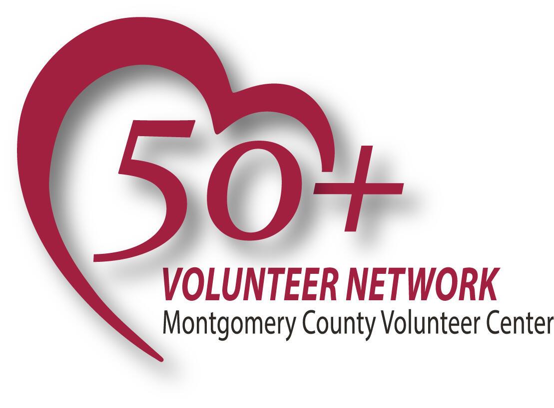 50+ Volunteer Network logo