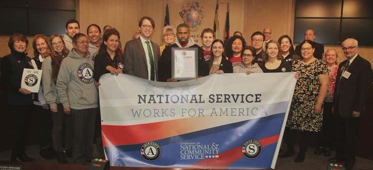 national service day proclamation