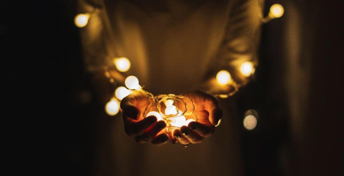 giving lights