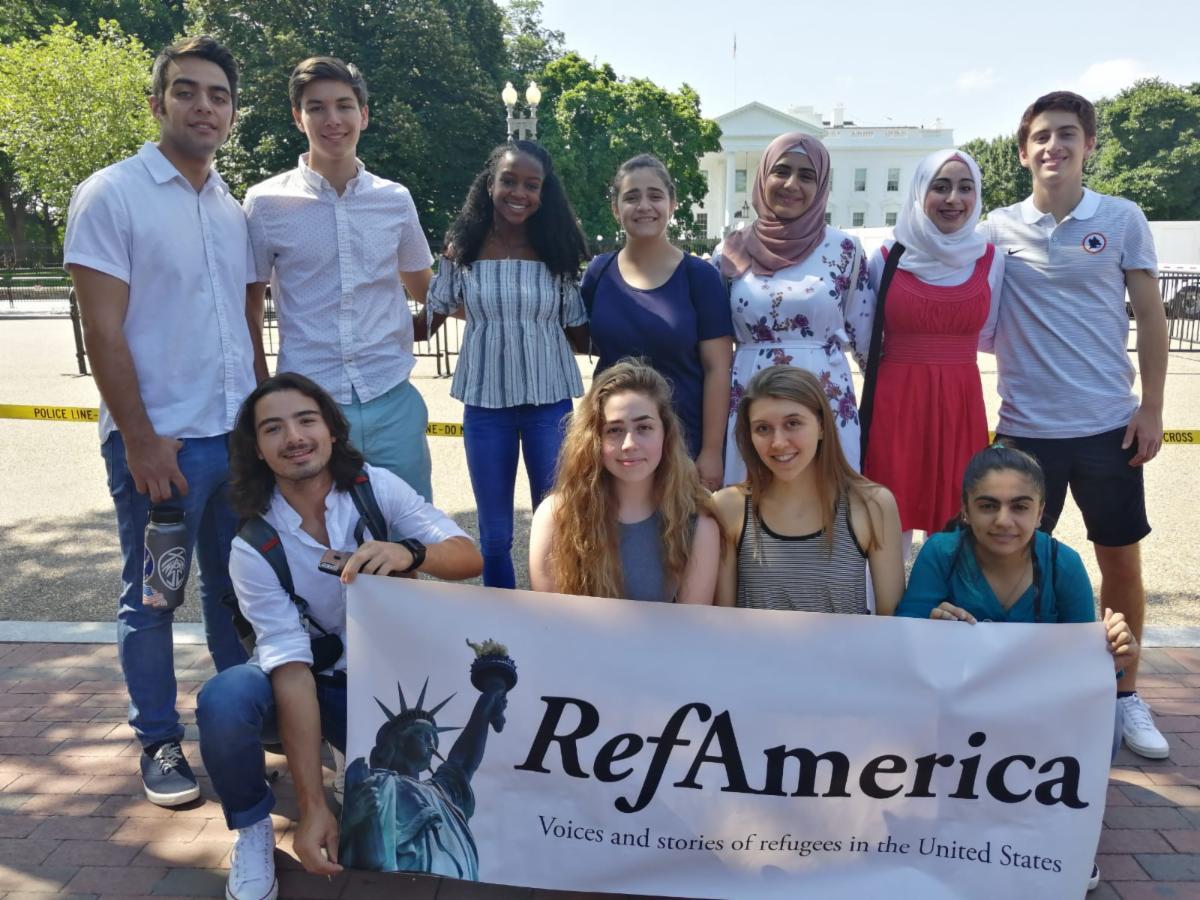 RefAmerica teens