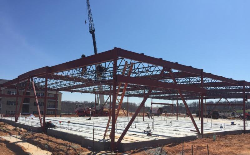 Gemcap Construction Builds Novant Health Medical Office In Kernersville