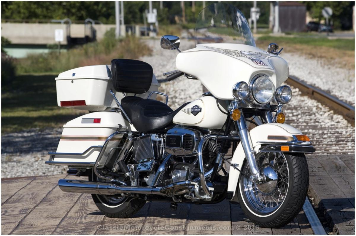 1984 Harley Davidson FLHX Shovelhead Electra Glide Special Edition _ Restored from the Ground Up