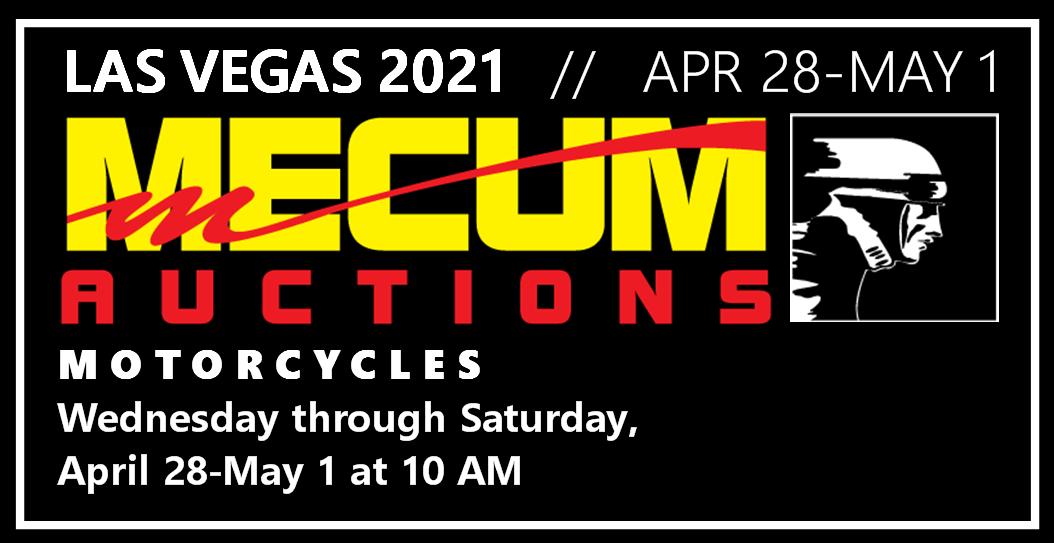 2021 Las Vegas Mecum Auctions