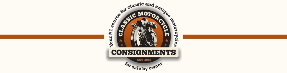 Classic Motorcycle Consignments - Bikes for Sale by Owners