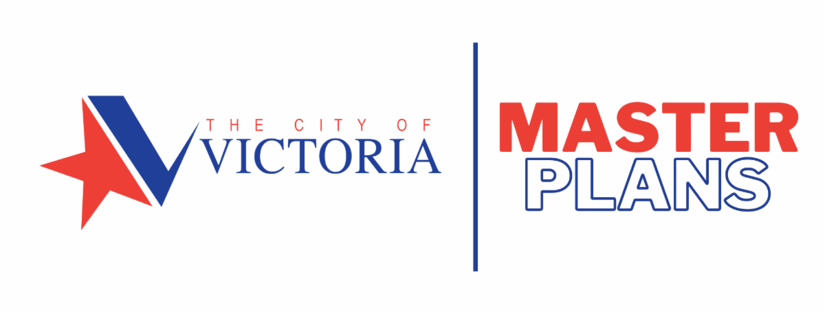 Logo for The City of Victoria Master Plans.